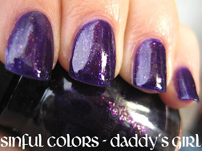 Nail's Of The Day: Sinful