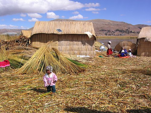 The Floating Islands of Lake Titicaca 9