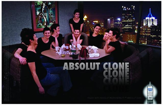 Klona dig själv 06