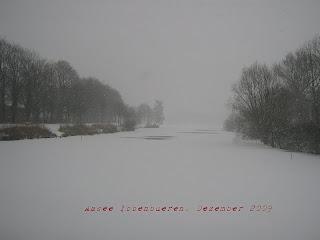 Winter Aasee Ibbenbüren