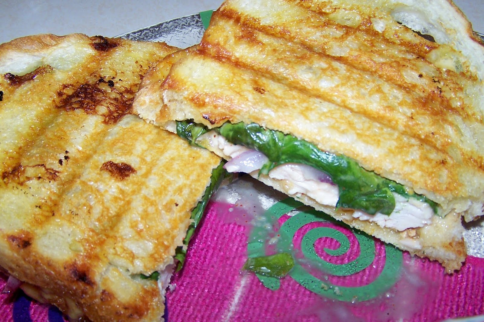 Diary of a Recipe Addict: Grilled Chicken Sandwich with ...