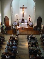 Santa Misa en memoria de la Familia Marín