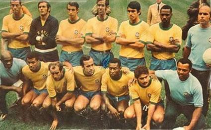 Seleção Brasileira de 1970