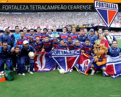 Campeão Cearense 2010 - Fortaleza