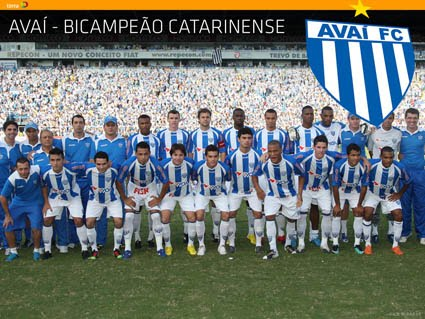Campeão Catarinense 2010 - Avaí