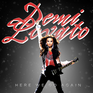 Demi Lovato on Demi Lovato S Sophomore Album Here We Go Again Will Be Released On