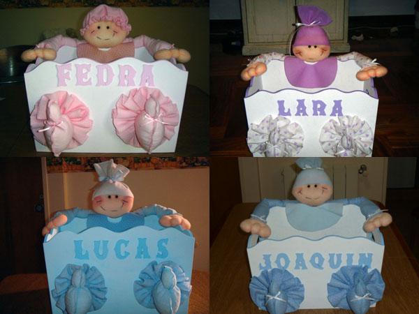 Portacosméticos para bebés