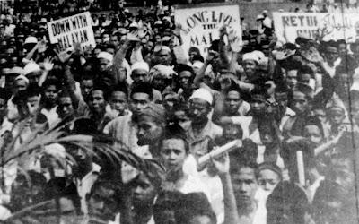 STPM : SEJARAH : Pelaksanaan Malayan Union 1946 telah mendapat