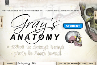 Grays Anatomy Student Edition IPA 1.1