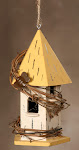 Beach Birdhouse ~ $5.40