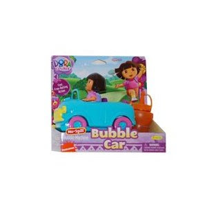 Little Kids No Spill Bubble Machine