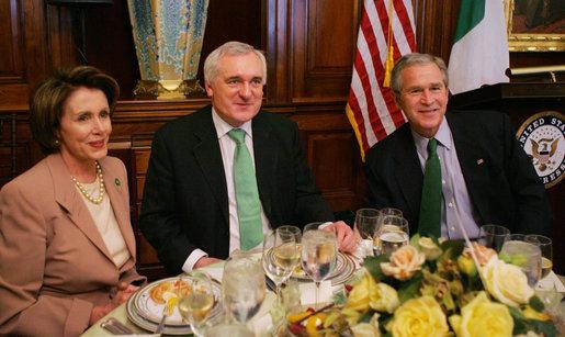 [Pelosi+Ahern+Bush]