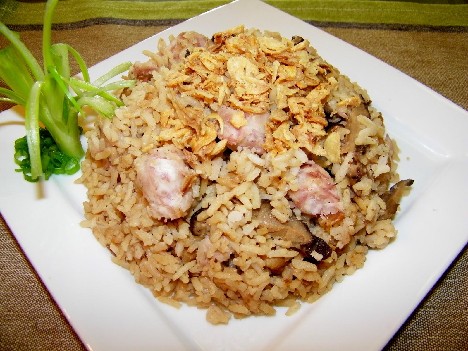 Little Bellevue Kitchen: Yam Rice