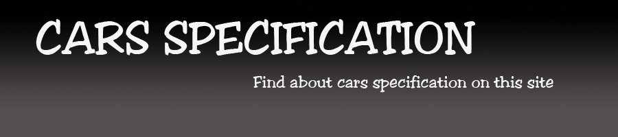 Cars Specification