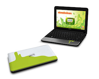 dell inspiron mini 10v Nickelodeon Edition