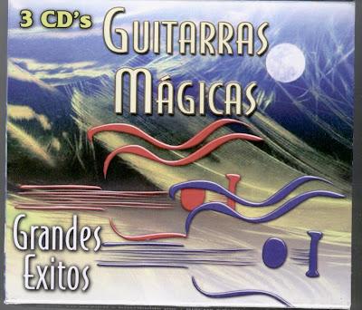 GUITARRAS MAGICAS - 3 CDS