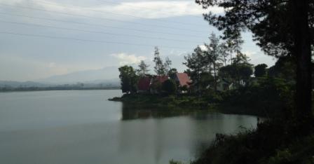 Teluk di Waduk Selorejo