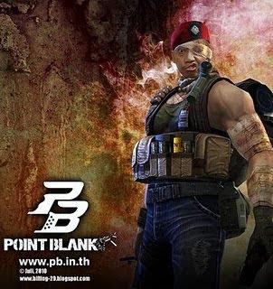 Tukul Point Blank