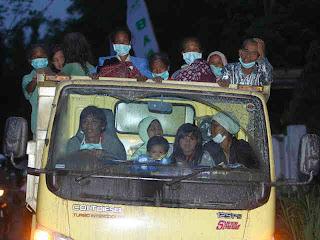 Evakuasi Gunung Merapi