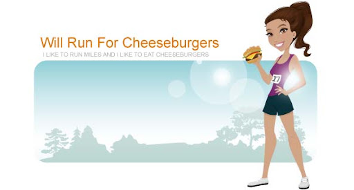 Will Run for Cheeseburgers
