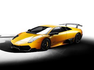 Lamborghini Murcielago LP 670 SV-4
