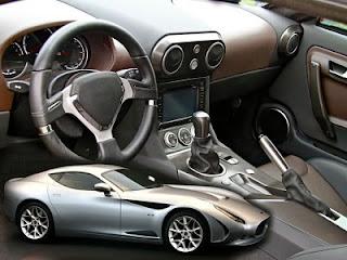 2011 Perana Sports Car Z-One
