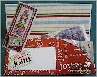 Money gift wallet by Jo