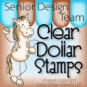 Past Senior DT for Clear Dollar Stamps