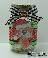Treat Jar by Mary
