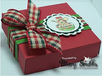 Cookie box tutorial with Mary