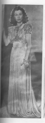Vestido de Vivien Leigh, estreno en Atlanta