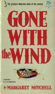 Primera edición de bolsillo de Lo que el viento se llevó
