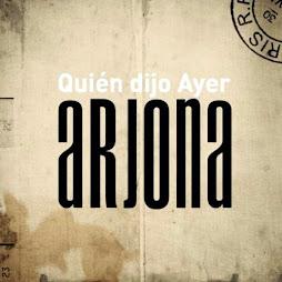 <b>Partituras Ricardo Arjona</b>