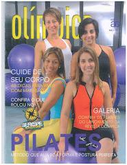SEDUNDA EDIÇÃO DA REVISTA OLÍMPICA ACADEMIA - ARACAJÚ-SE