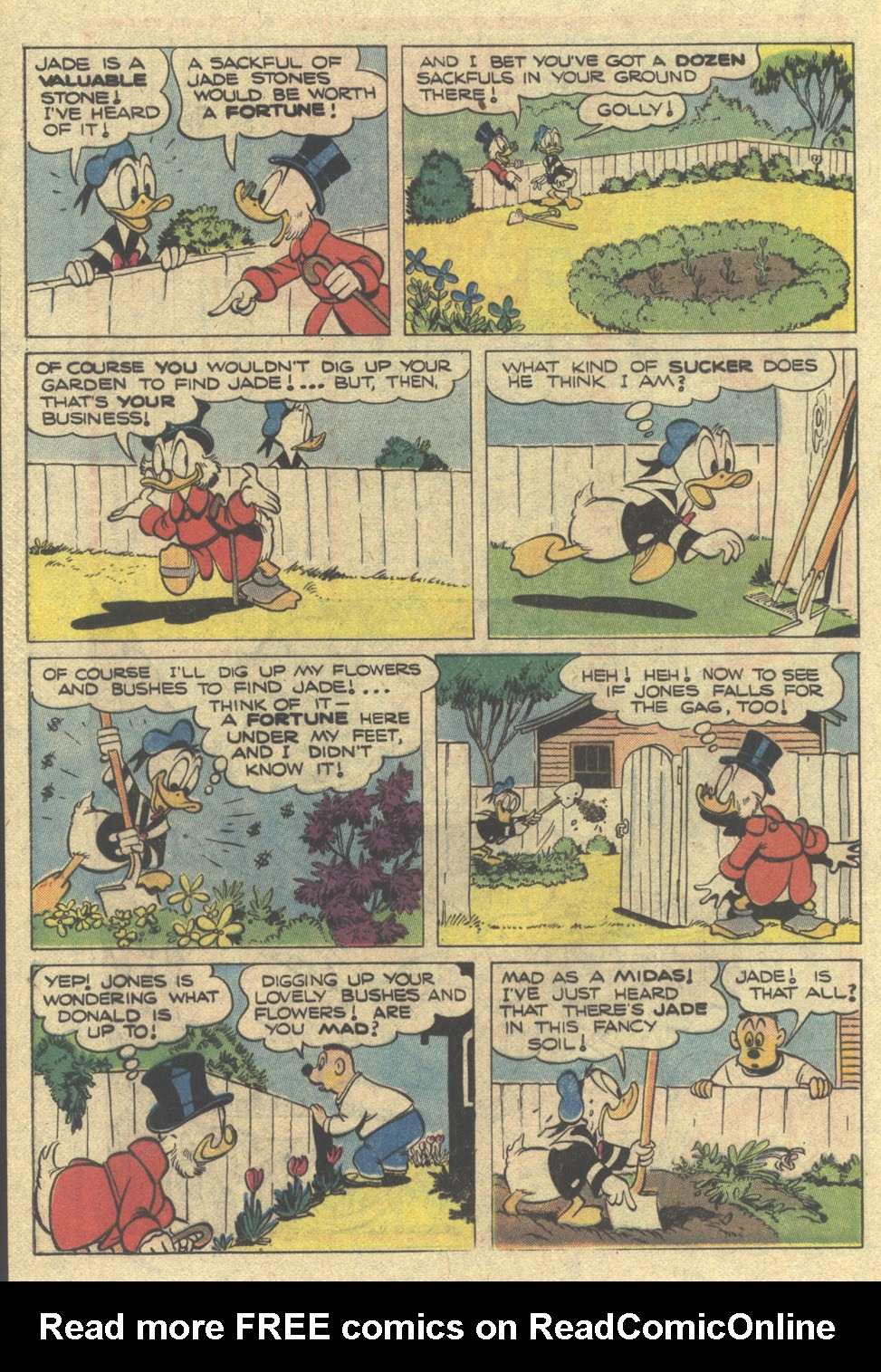 Uncle Scrooge (1953) Issue #167 #167 - English 24