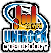escucha unirock todos  los  vienes  en  punto  de  las  9 pm en  la  89.7 de FM