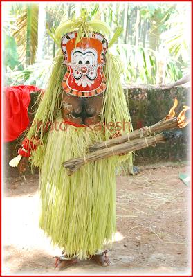 പൊട്ടൻ തെയ്യം, pottan theyyam