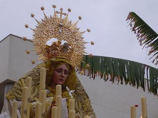 María Santísima de la Salud.