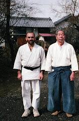 Iwama Dôjo año 2001