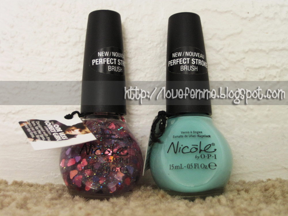 justin bieber one less lonely girl nail polish collection. Just more nail polish goodness