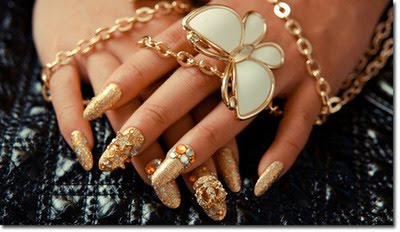 "StilettoFits World ""Chanty & Lexy"": Stiletto Nails!"
