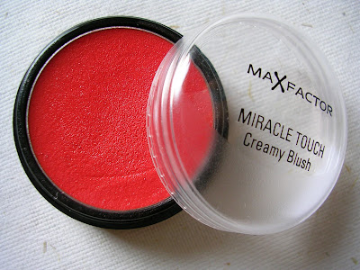 Max Factor Miracle Touch  Creamy Blush Soft Candy