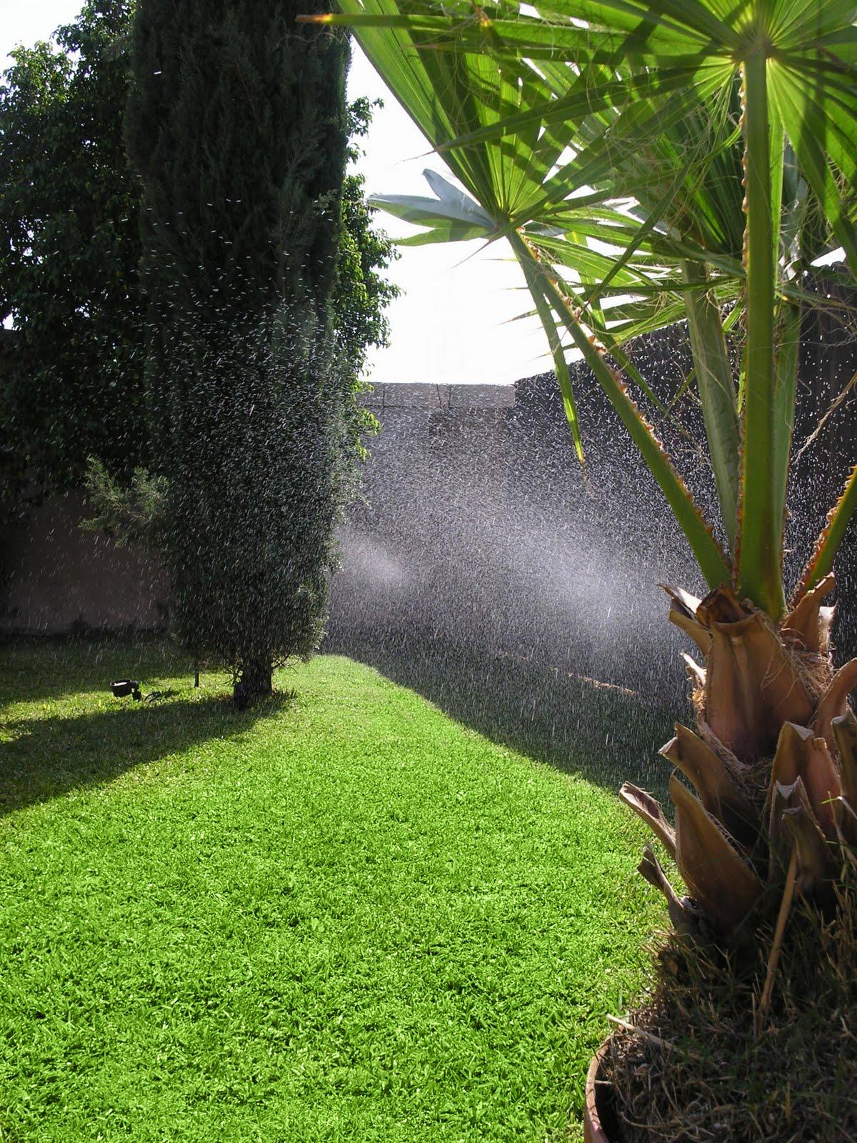 Riego automatico para jardines for Riego automatico jardin