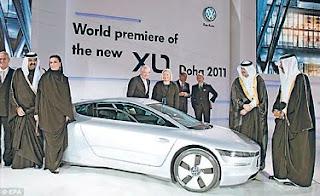 Volkswagen cipta kereta paling jimat minyak