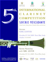 "V CONCURSO INTERNACIONAL ""Saverio Mercadante"""
