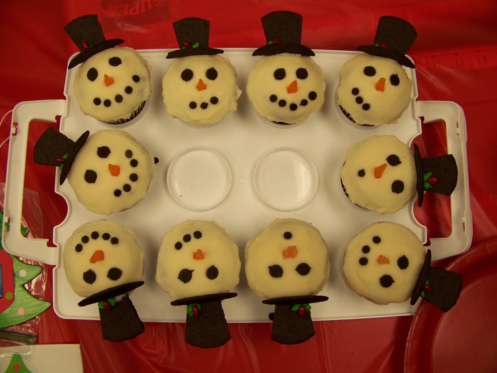 Cute Christmas Desserts For Kids The