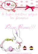 Felices Pascuas. Publicado por I love cupcakes en 18:13 pascuas tarjeta