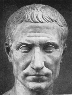 an analysis of the characters of decius brutus and mark antony in william shakespeares julius caesar Literacy skills teacher's guide for 1 of 3  mark antony julius caesar's close friend and  but decius brutus, one of the conspirators, arrives and .