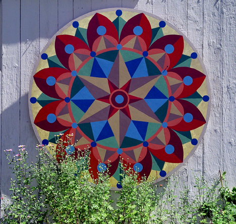 Patternpatisserie A Bevvy Of Colourful Quot Barn Mandalas Quot