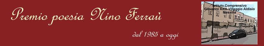 Premio poesia Nino Ferraù